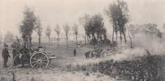 1914 VA in actie