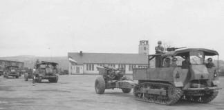 M5 155mm Kwartier Pepinster 1963
