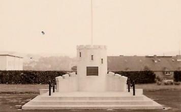 Monument Pepinster 1953