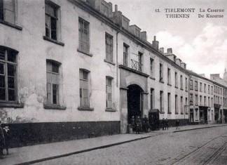 Kazerne Tienen 1946