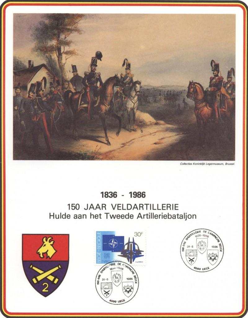 150 jaar Veldartillerie