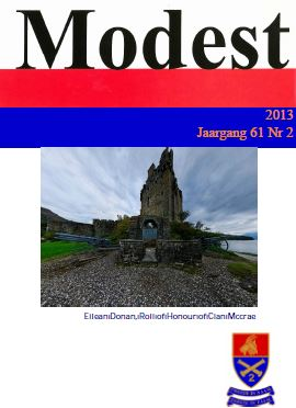 Modest 2013-2